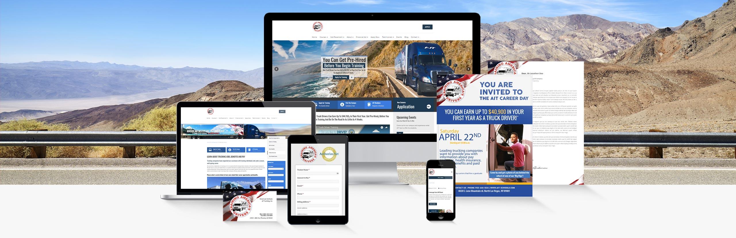 AIT – Point & Click Web