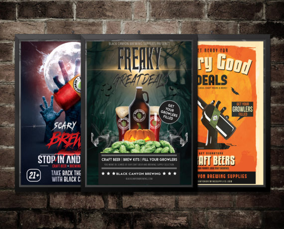 Black Canyon Brewing Posters