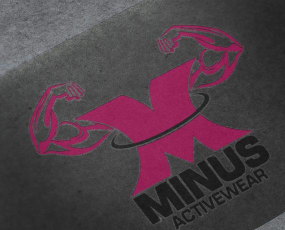 Minus Active ware Logo