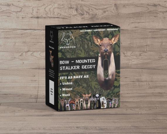 Ultimate Predator – Stalker Packaging
